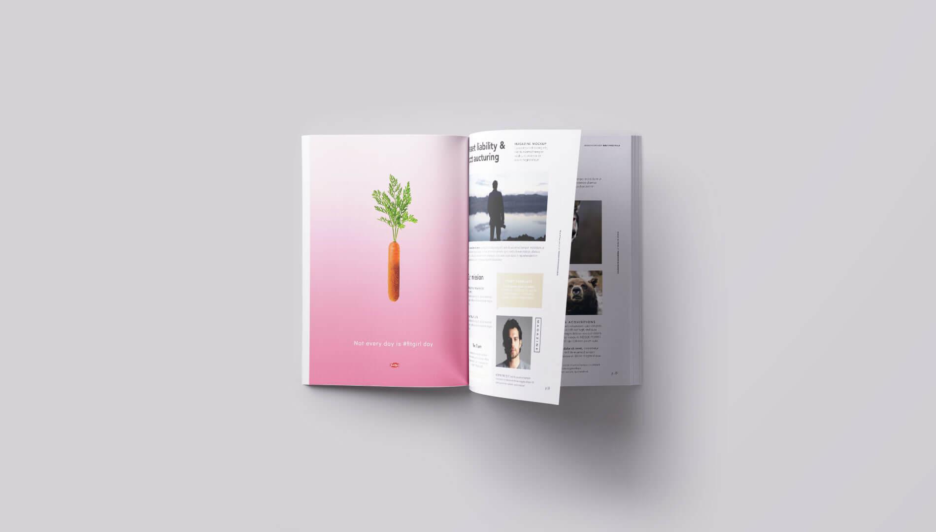 wortel-magazine
